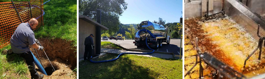 Septic & Grease Trap Pumping Services
