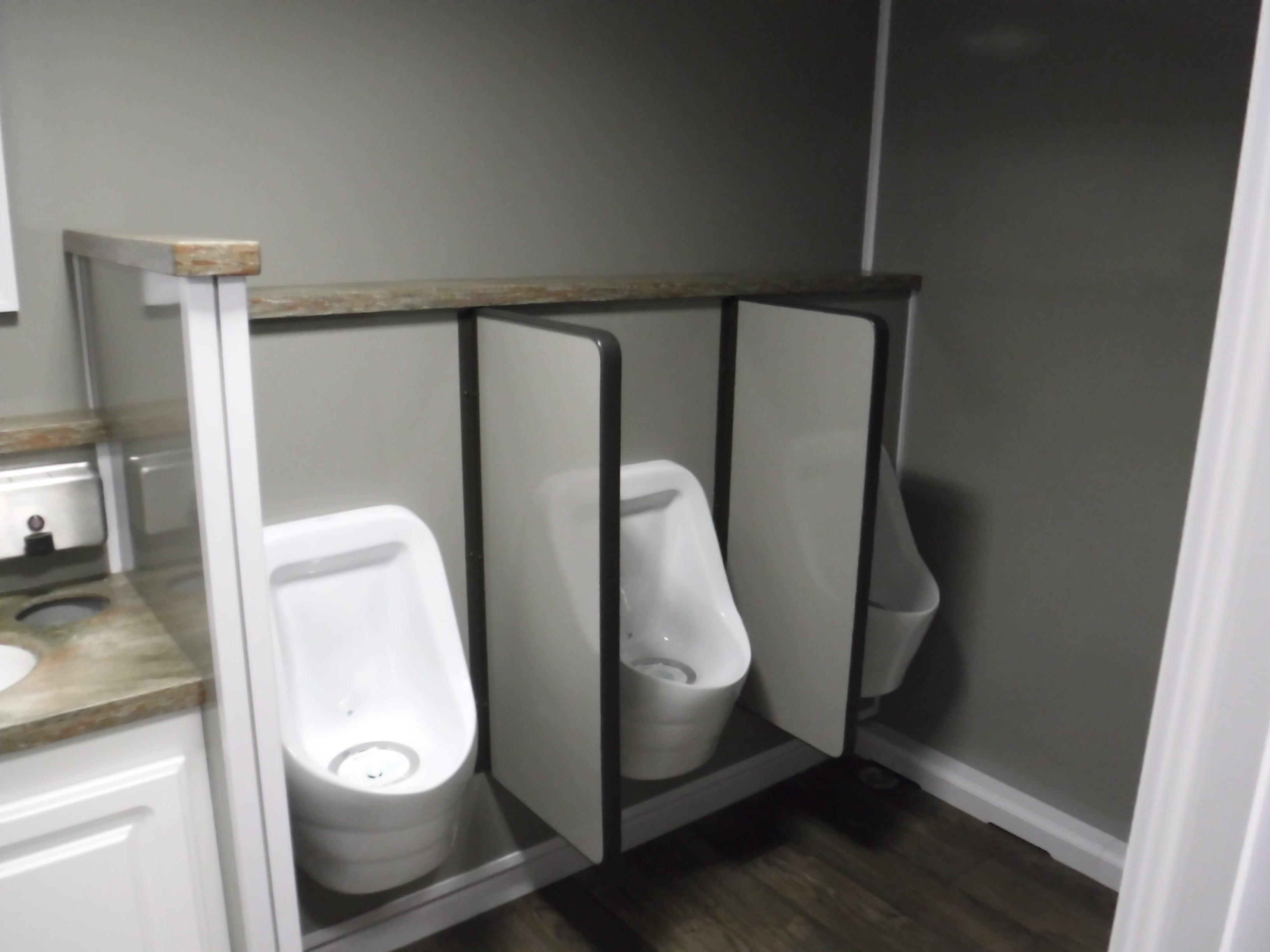 bathroom carrier portfolio toilet option with trailers frame portable