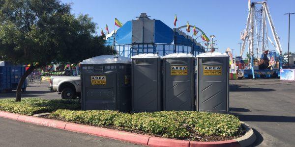 Outdoor Restroom Rentals in Rancho Cordoba, CA