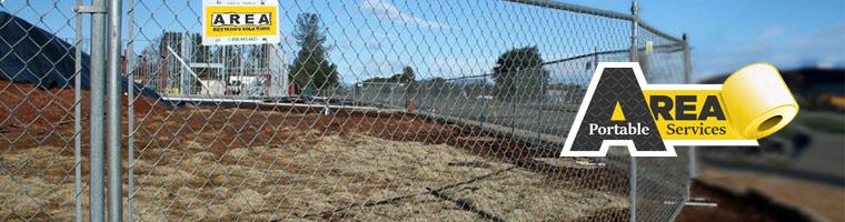 Temporary Fencing - Area Portable Services