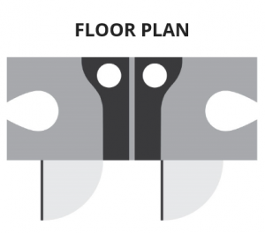 the majestic floor plan